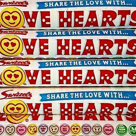 vegan love hears